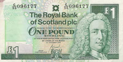Scotish Pound