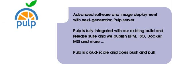 BastionLinux Pulp